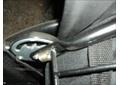 Гребёнка спинки металлическая для коляски Мишутка 460