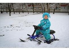 Советы по выбору снегокатов для детей