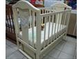 Детская кроватка А-12.3.1с универсальным маятниковым механизмом