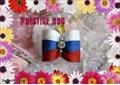 """Бант """"Флаг России"""""""
