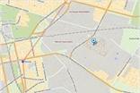 Расположение ЖК Кантемировский на карте Петербурга