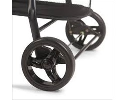 колеса черные задние для Коляски прогулочной Happy Baby