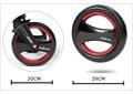 Колесо переднее   коляски BELECOO (без вилки)